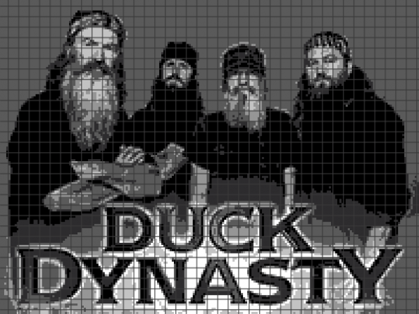 Duck Dynasty (Chart/Graph AND Row-by-Row Written Instructions) – 03