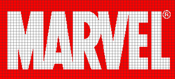 Marvel (Chart/Graph AND Row-by-Row Written Instructions)