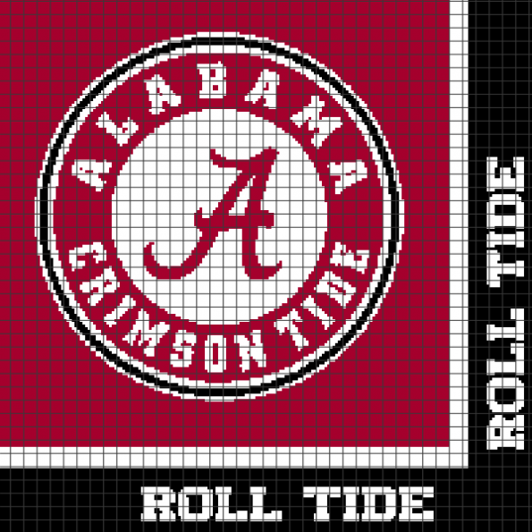 University of Alabama (Chart/Graph AND Row-by-Row Written Instructions) – 02