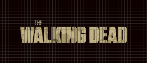 The Walking Dead (Chart/Graph AND Row-by-Row Written Instructions) – 05
