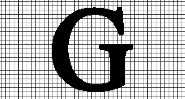 G – Times New Roman (Chart/Graph AND Row-by-Row Written Crochet Instructions)
