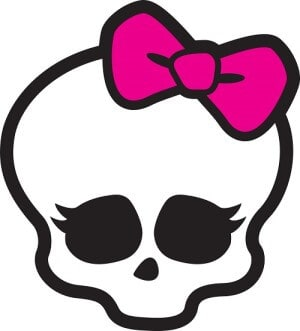 Monster High – Skullette – (Chart/Graph AND Row-by-Row Written Instructions)