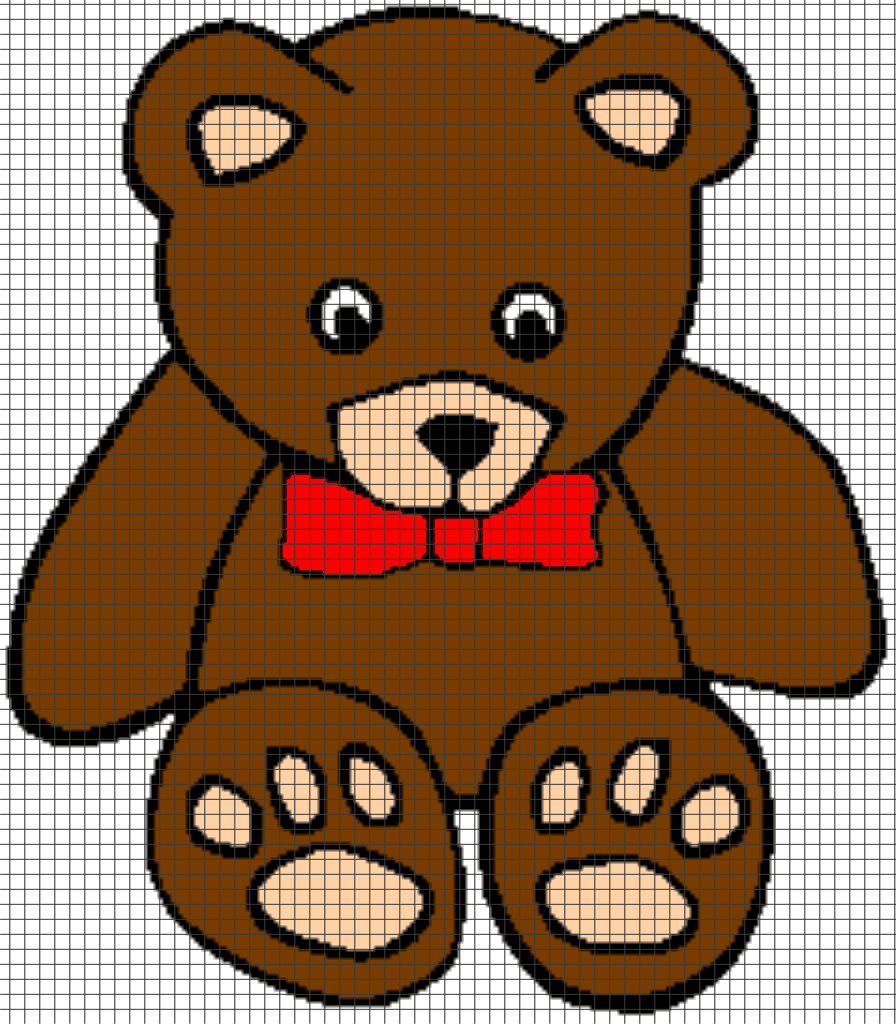 15 Crochet Teddy Bear Patterns | 1024x896