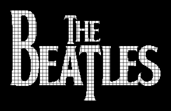 The Beatles (Chart/Graph AND Row-by-Row Written Crochet Instructions) – 03