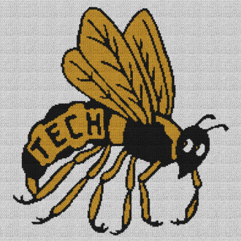 Georgia Tech Vintage Logo
