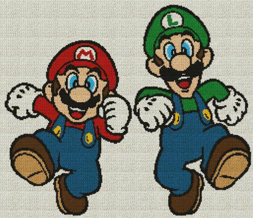 Super Mario and Luigi Brothers