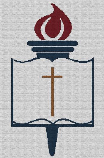 Seventh Day Baptist - Single Crochet Written Graphghan Pattern - 01 (150x228)