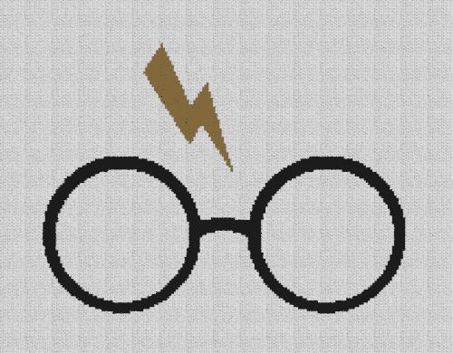 Harry Potter - Single Crochet Written Graphghan Pattern - 10 (200x154)