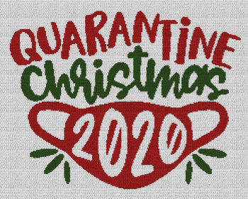 Quarantine Christmas 2020 - Single Crochet Written Graphghan Pattern - 08 (240x190)